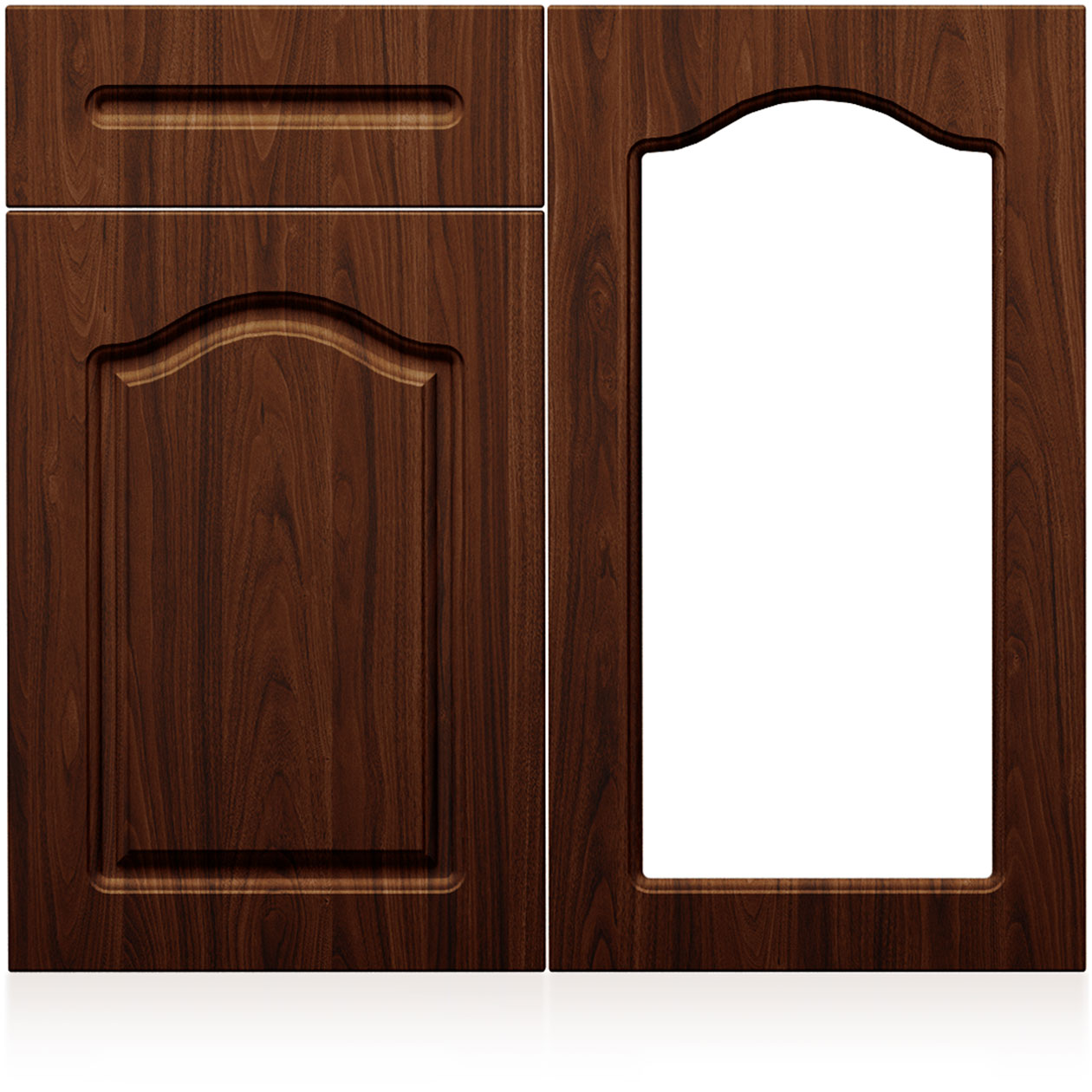 Front MDF RUSTIC