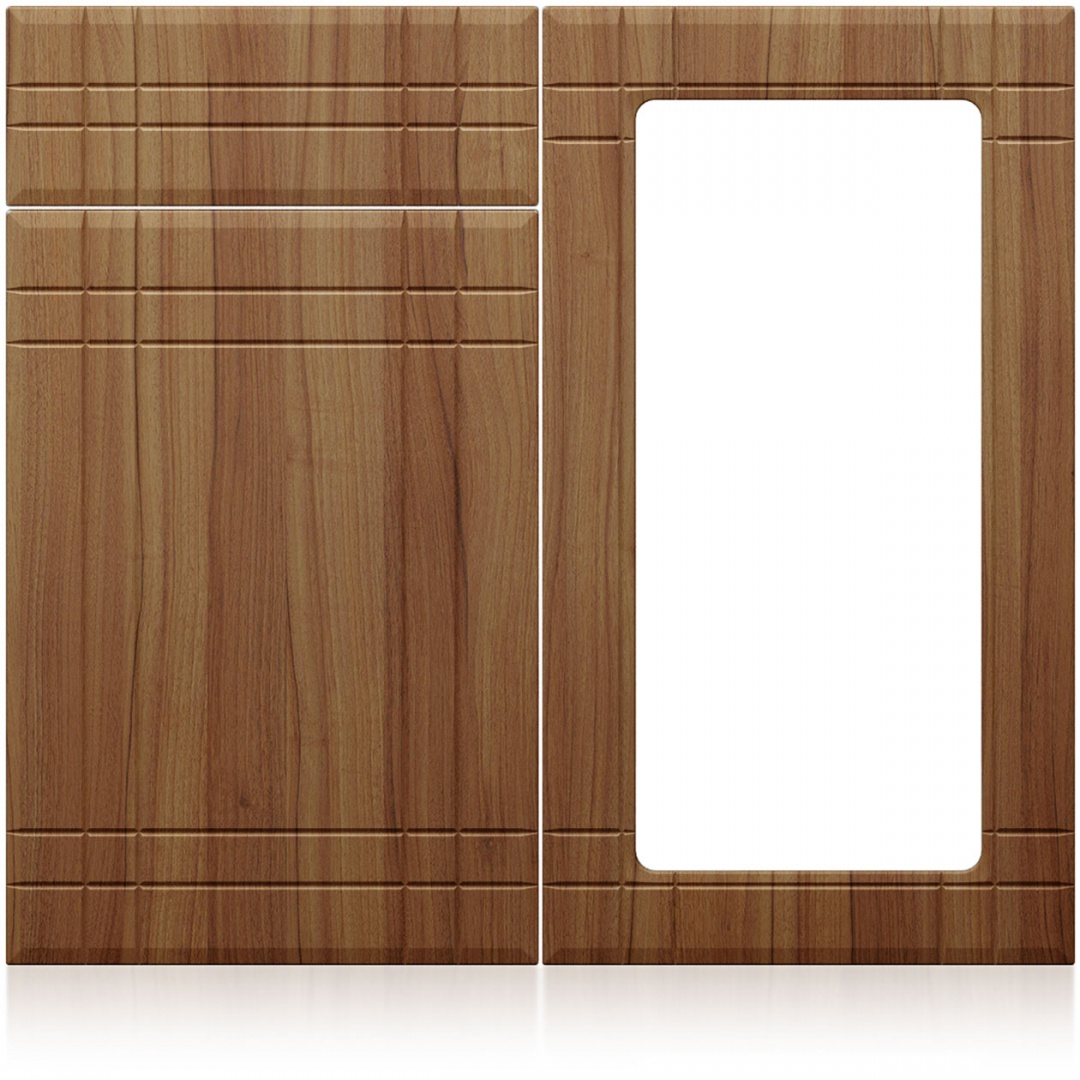 Front MDF SILVER