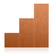 Front MDF Numbers Usi Glisante