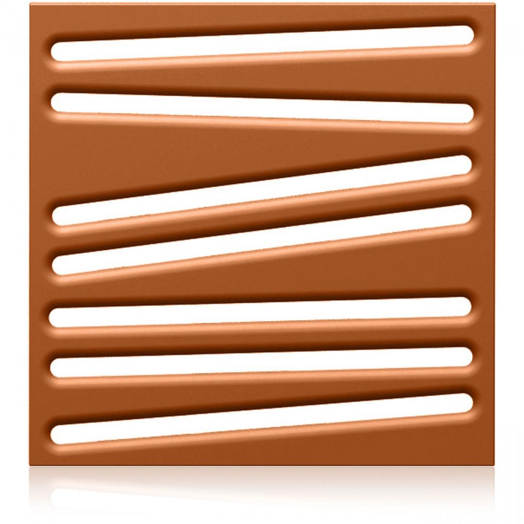 Front MDF Stripes Usi Glisante