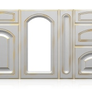 FEDOR.ANT Front Antichizat Auriu Global Design Suceava